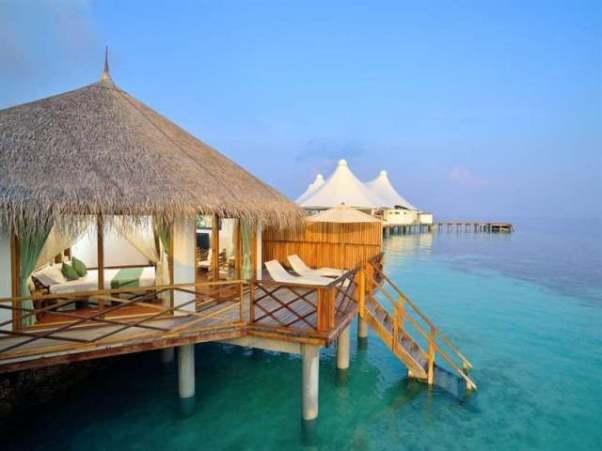 Safari Island Resort Water Bungalow