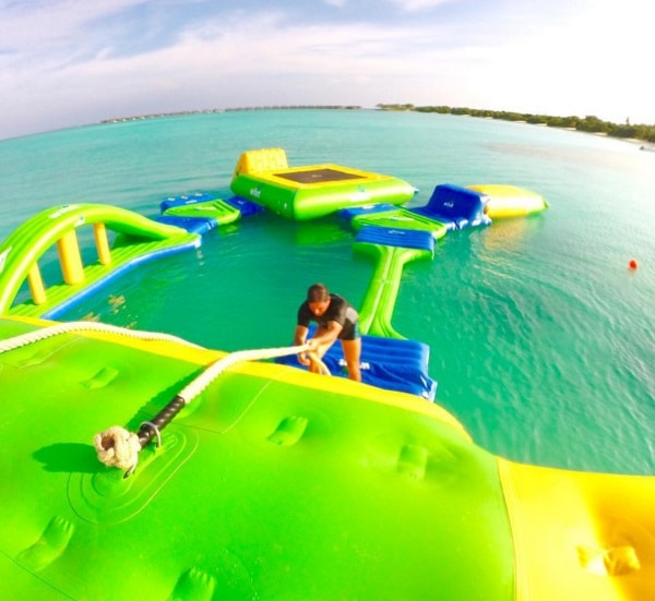 maldives water park