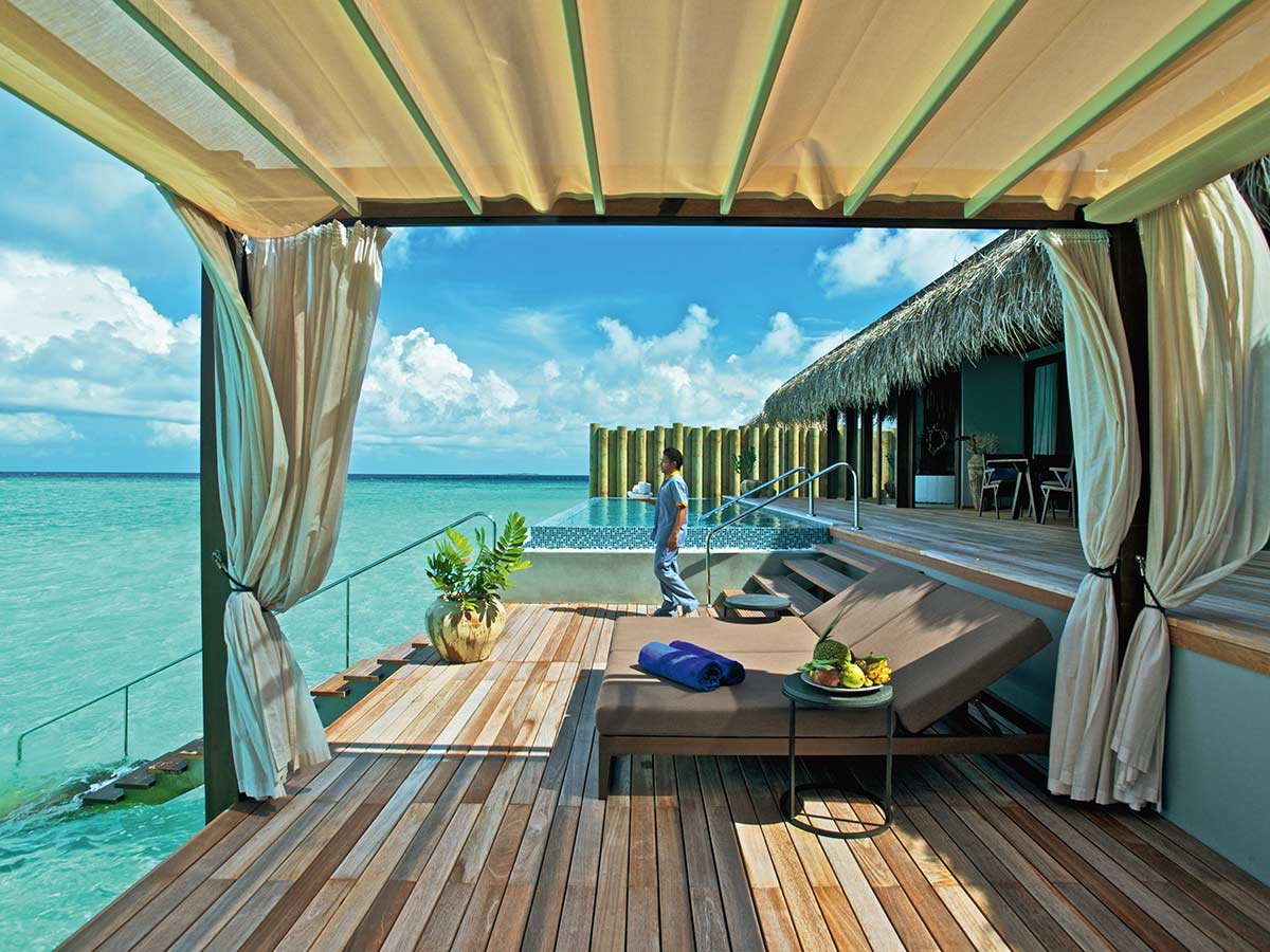 Luxury Pool Villas Maldives: Velaa Private Island