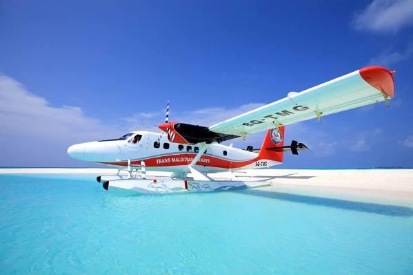 madives seaplanes