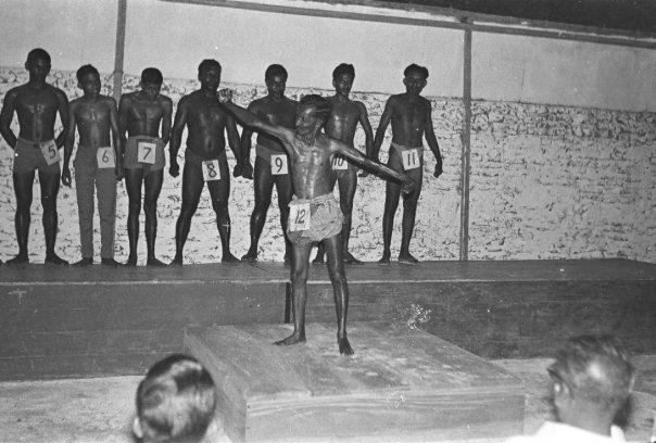 first maldives bodybuilding