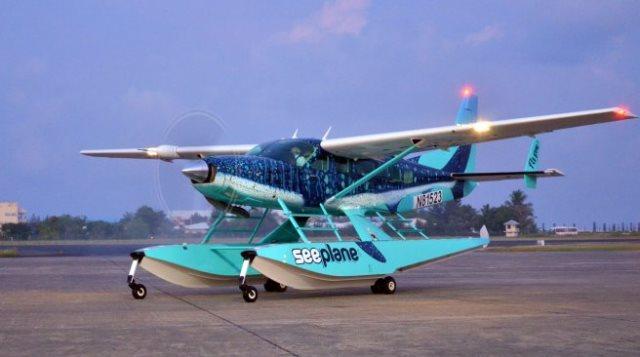 villa air seaplane
