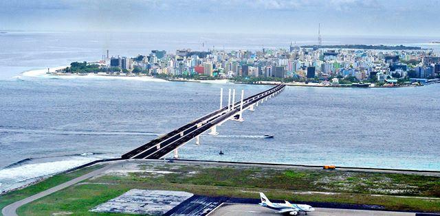 maldives bridge