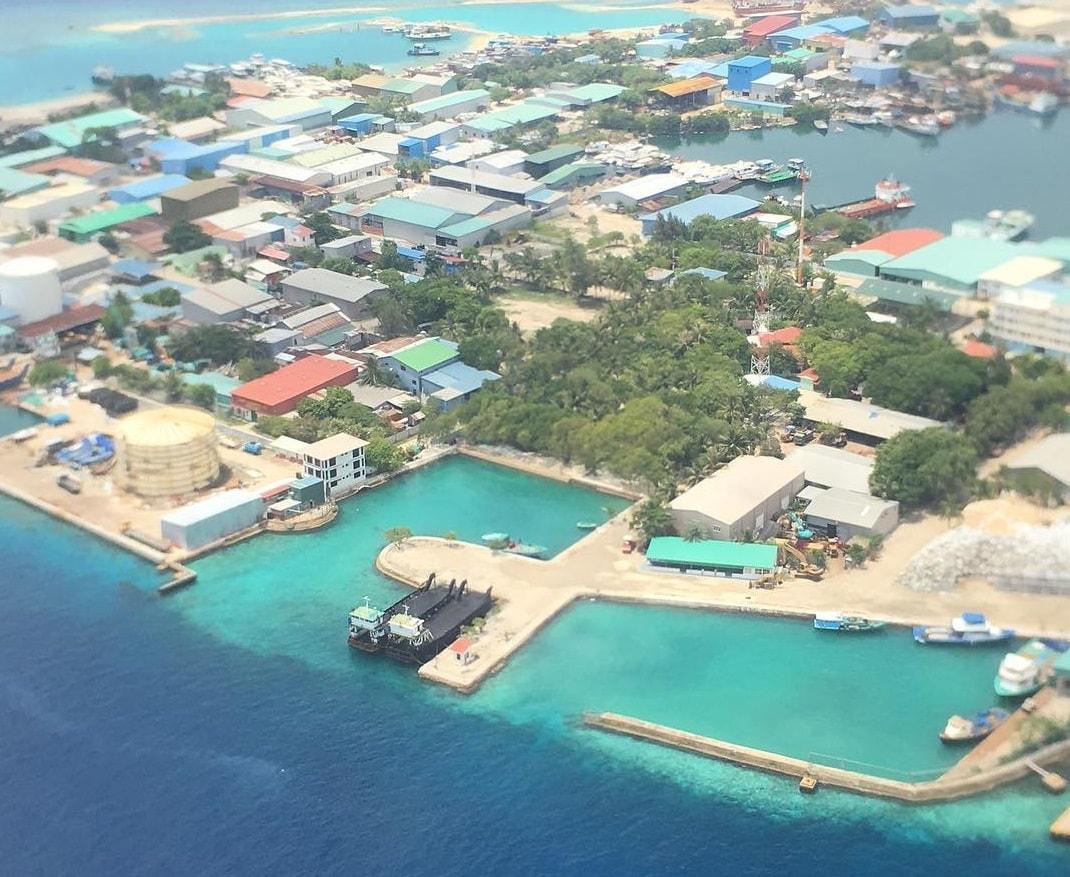 thilafushi harbour