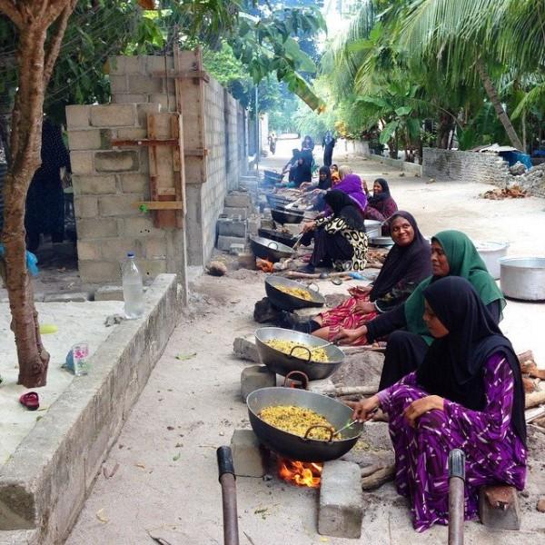maldives culture ramazan
