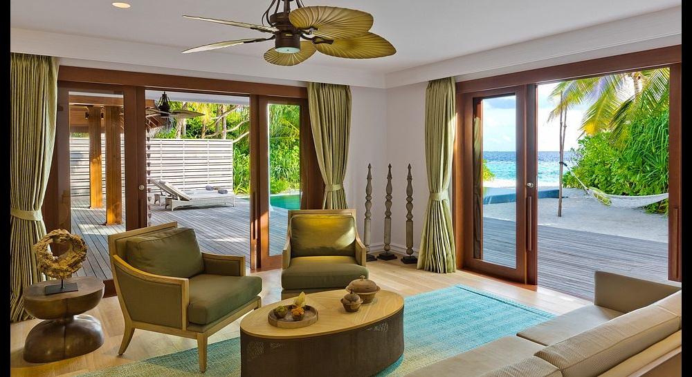 beach residence lower floor