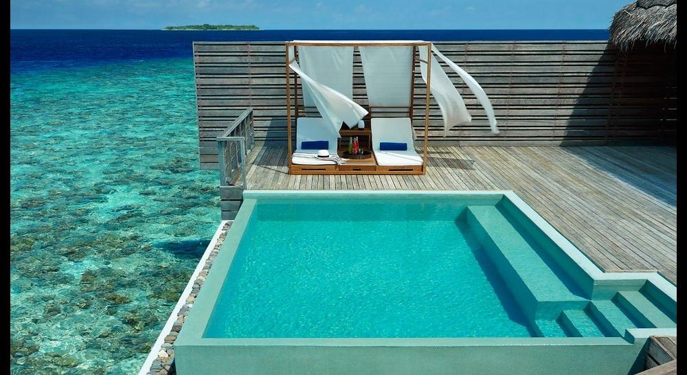 ocean villa private pool