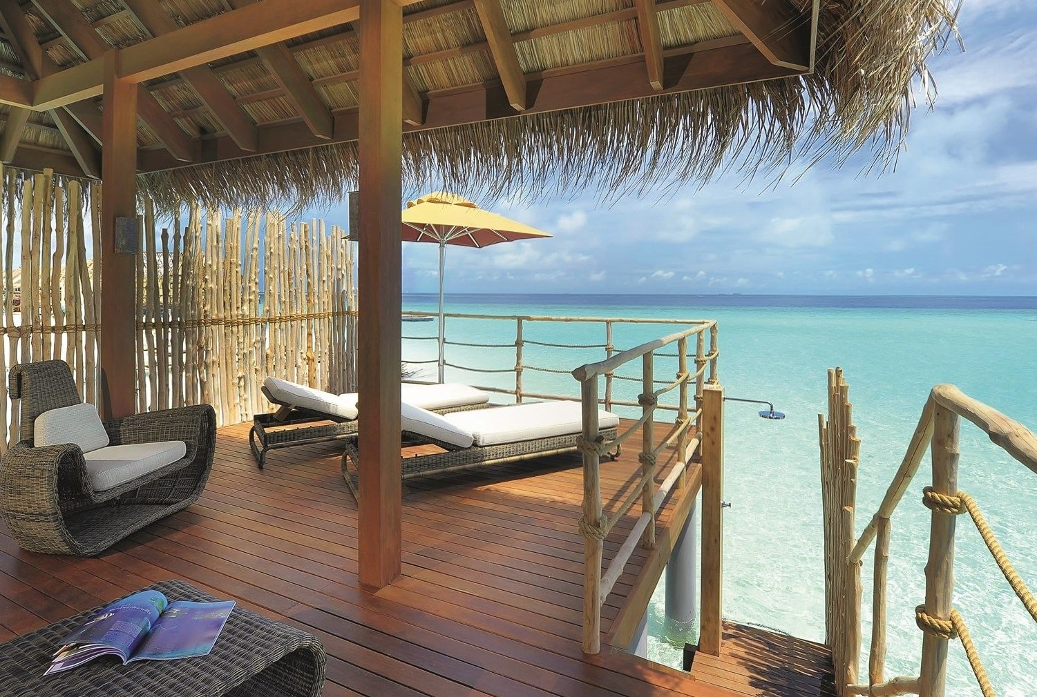 Constance Moofushi Water Villa With All Inclusive That You