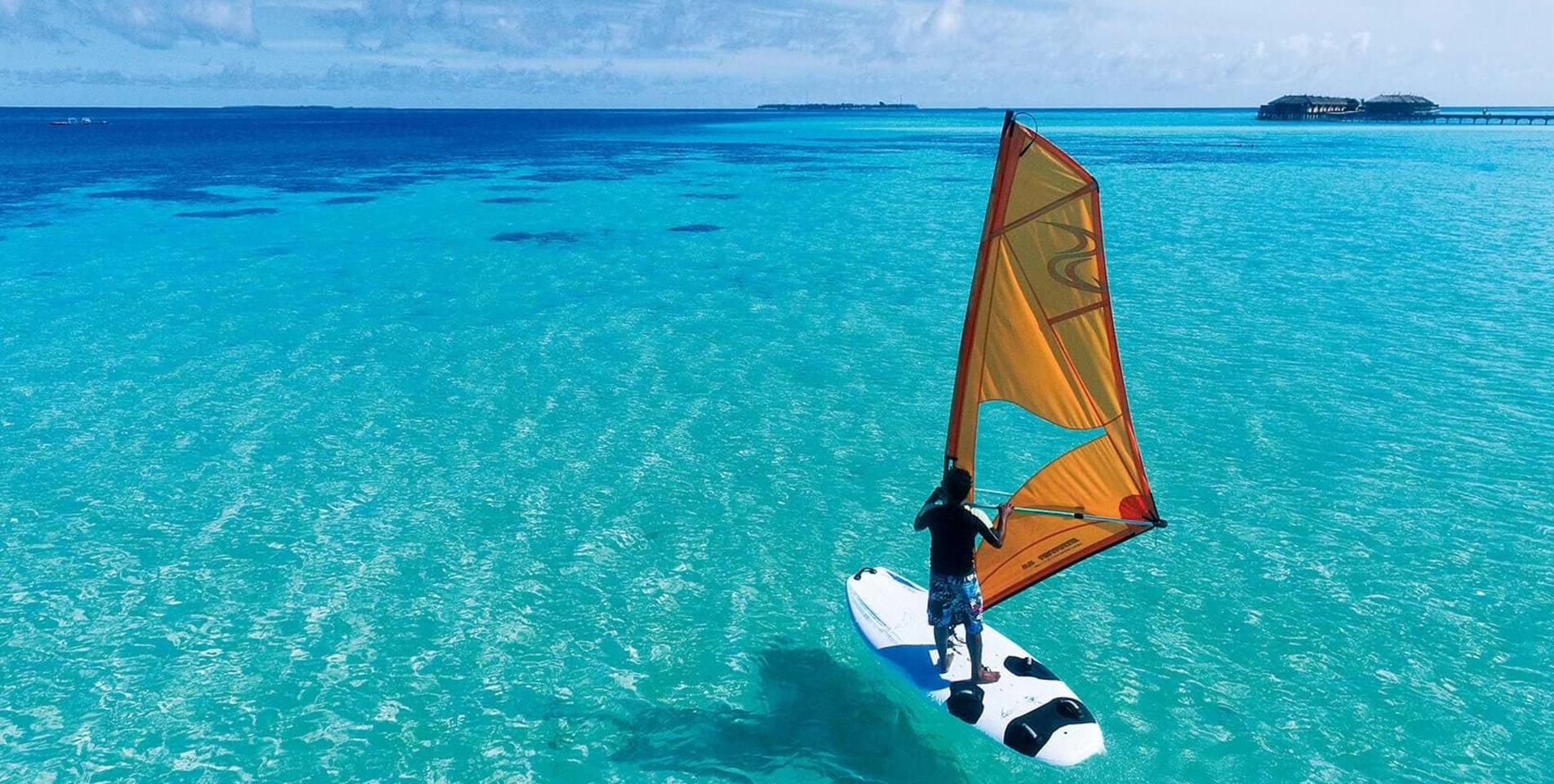 moofushi windsurfing