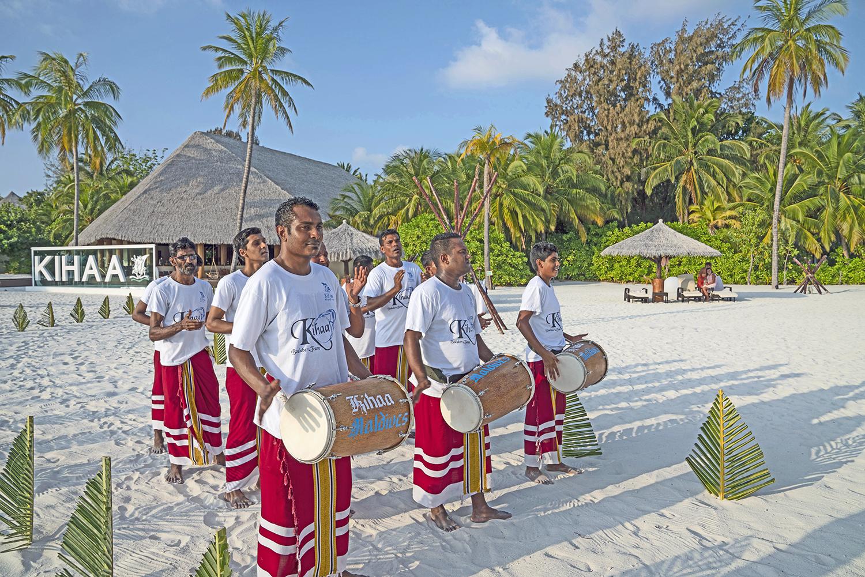 boduberu at kihaa maldives