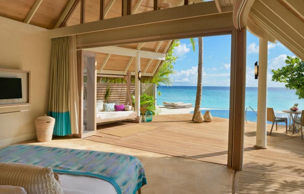 milaidhoo beach villa