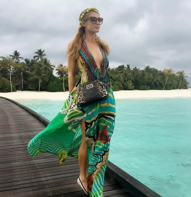 paris-hilton-maldives