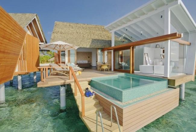 kandolhu ocean pool villa