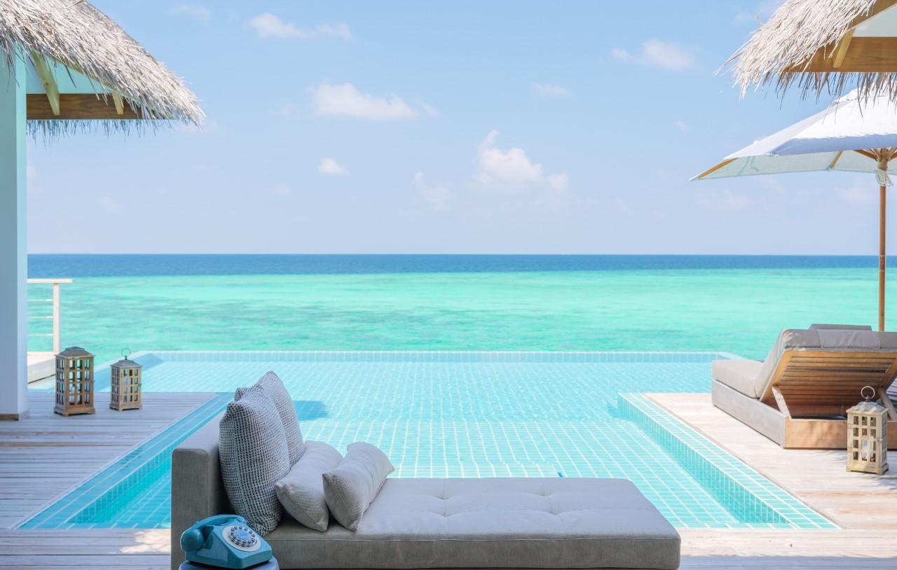 rockstar 2 bedroom ocean pool villa