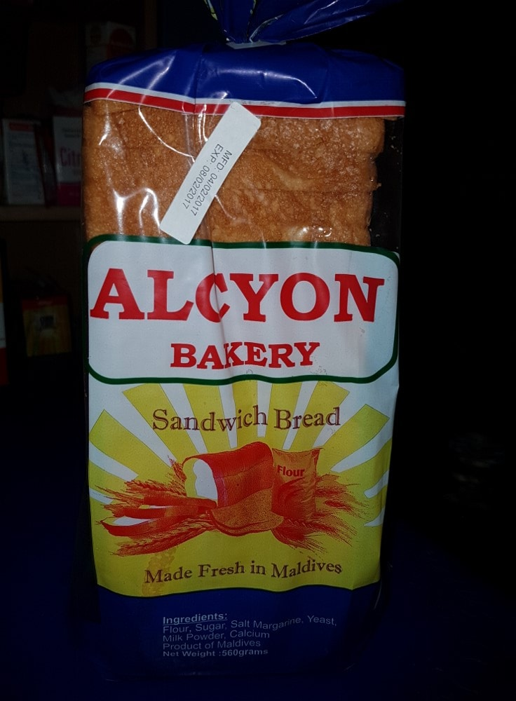 alcyon bakery bread