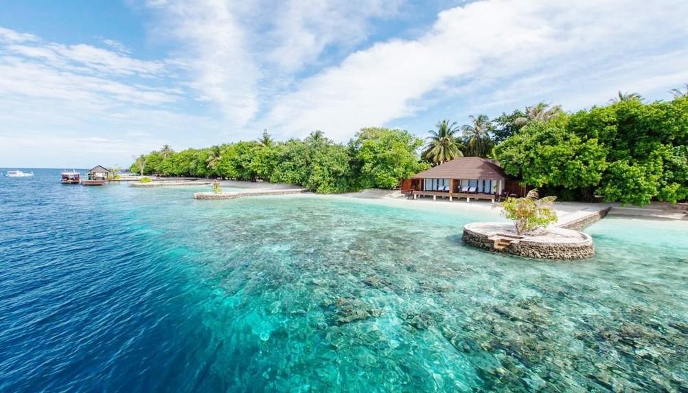 lily beach island