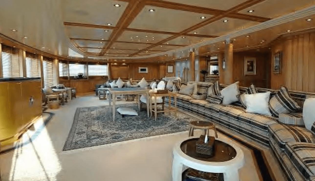 saudi king yacht