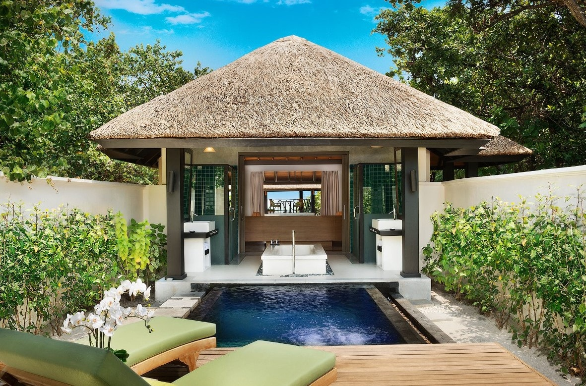 JA Manafaru Beach Bungalow with Plunge Pool