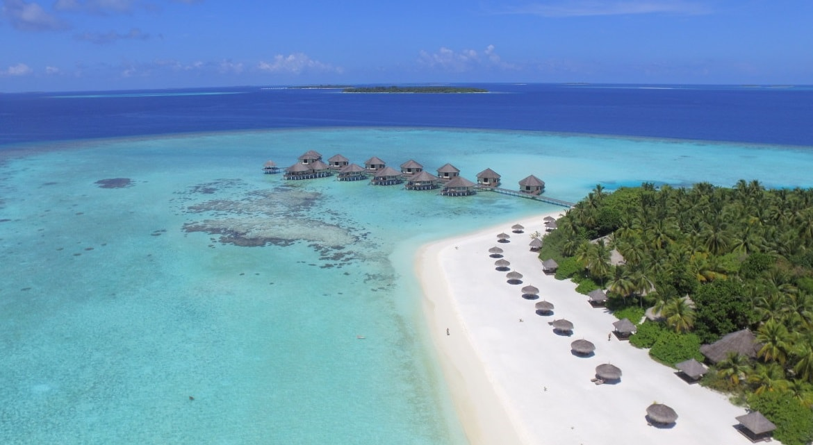 Formerly called Kihaad Maldives, the resort has now been rebranded to Kihaa  Maldives. The management has been taken over by Coral Island Resorts.