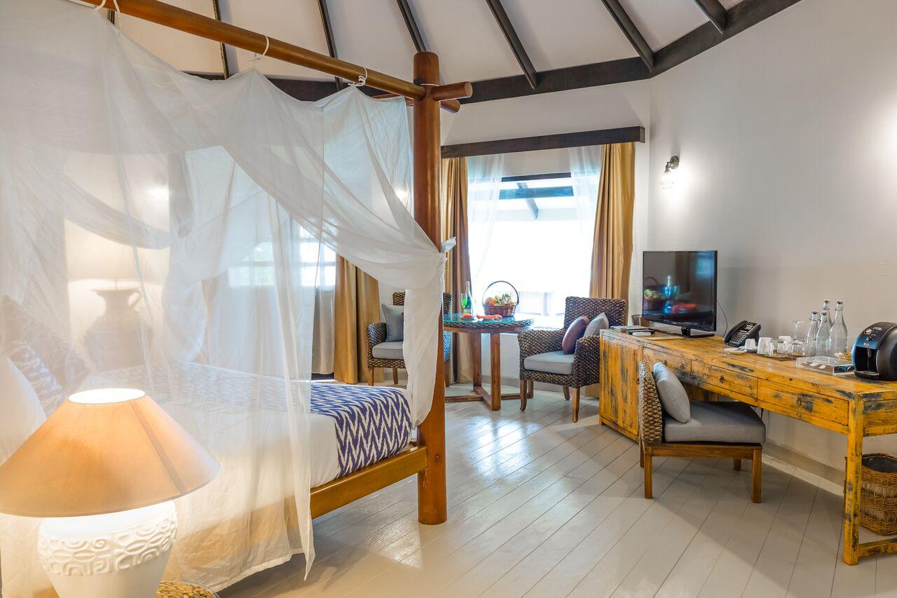 lagoon prestige beach villa interior