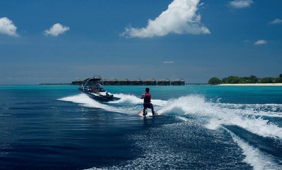 manafaru water sports