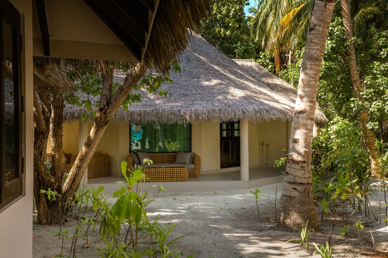 reserve beach villa exterior