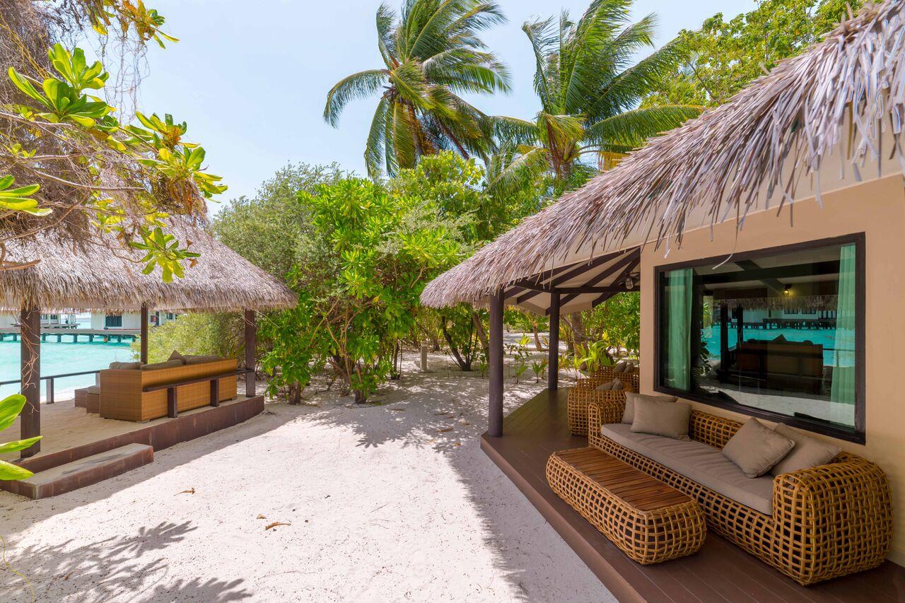 sunset prestige pavilion beach villa exterior