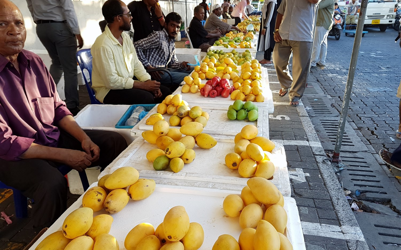 maldives mango market