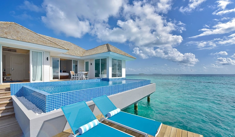 kandima honeymoon villa