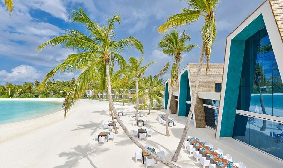30 New Photos Of 3km Long Maldives Resort