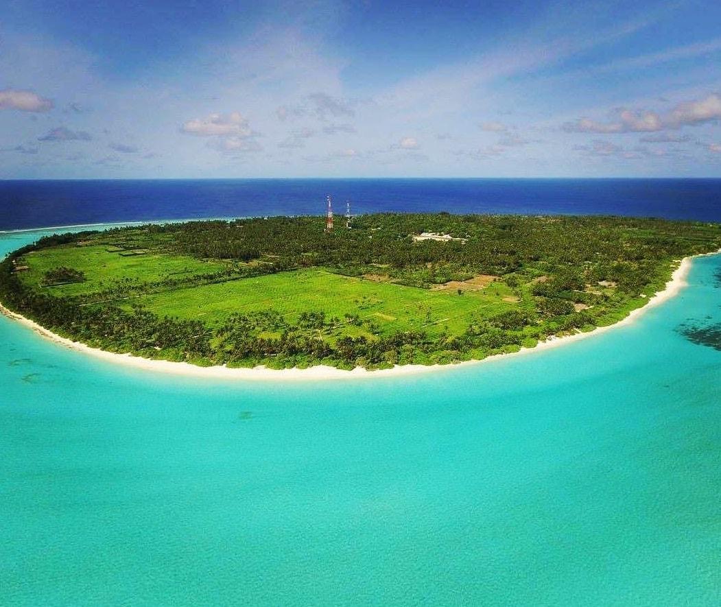 maldives farmland island