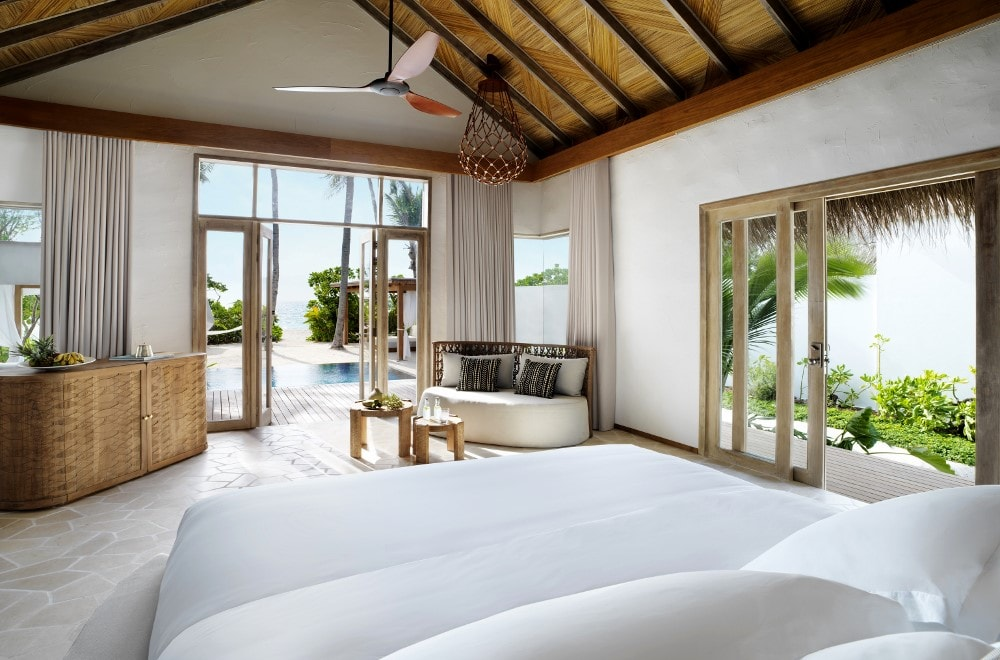 Beach Villa Premium Bedroom