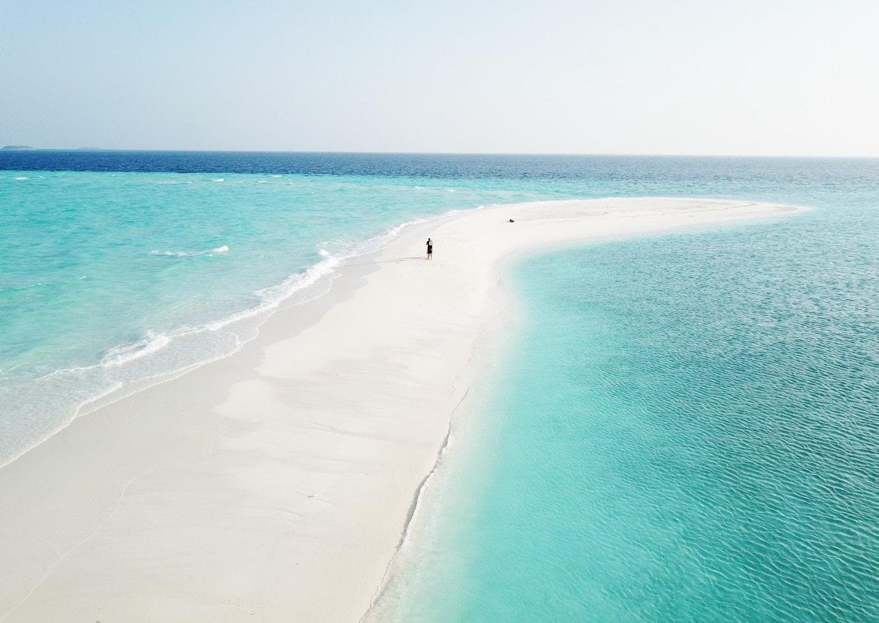 long beach maldives
