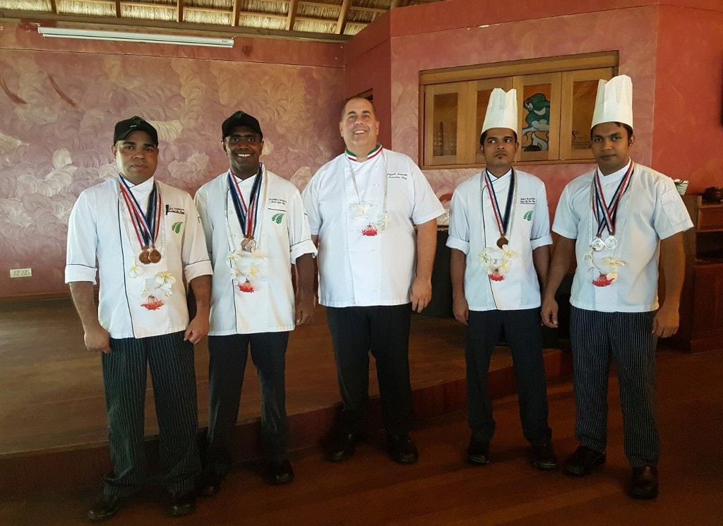 vakarufalhi chefs