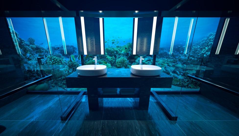 Conrad Maldives Rangali Reveals Photos Of The Underwater House