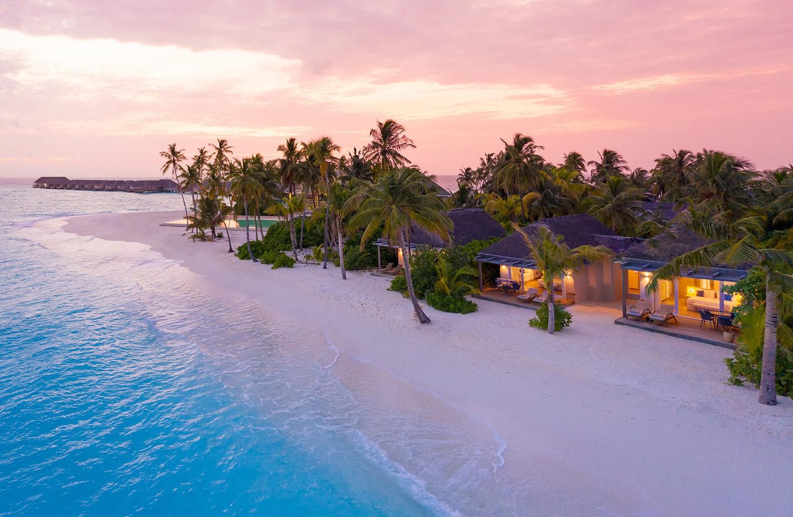 2 bedroom family beach villa