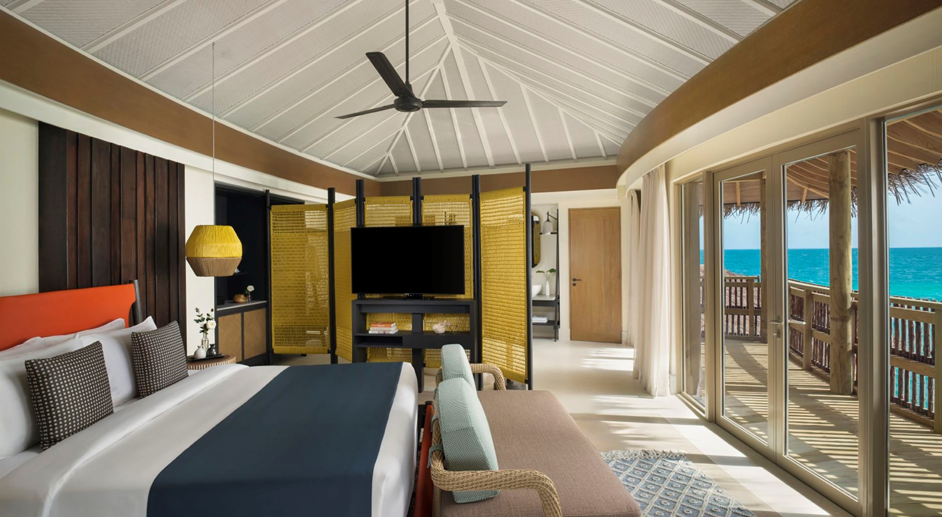 InterContinental Maldives 3 Bedroom Overwater Residence 2