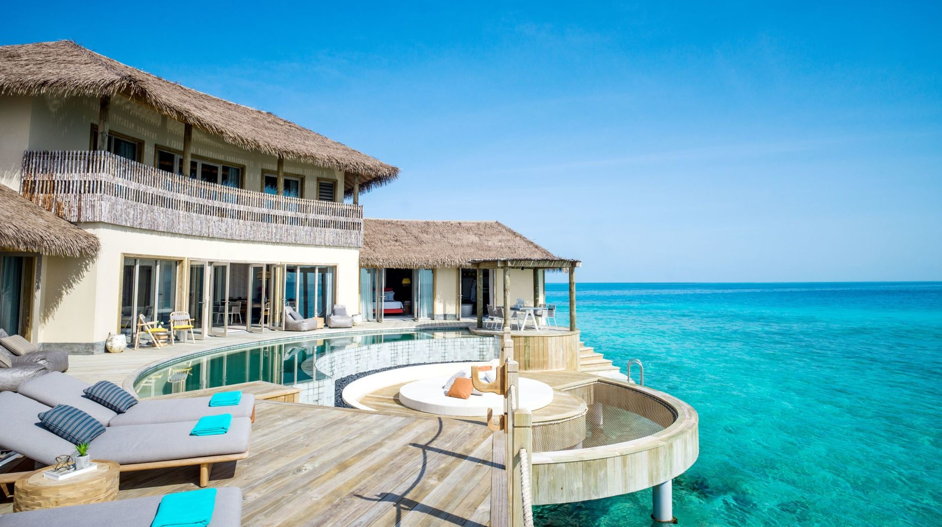 InterContinental Maldives 3 Bedroom Overwater Residence