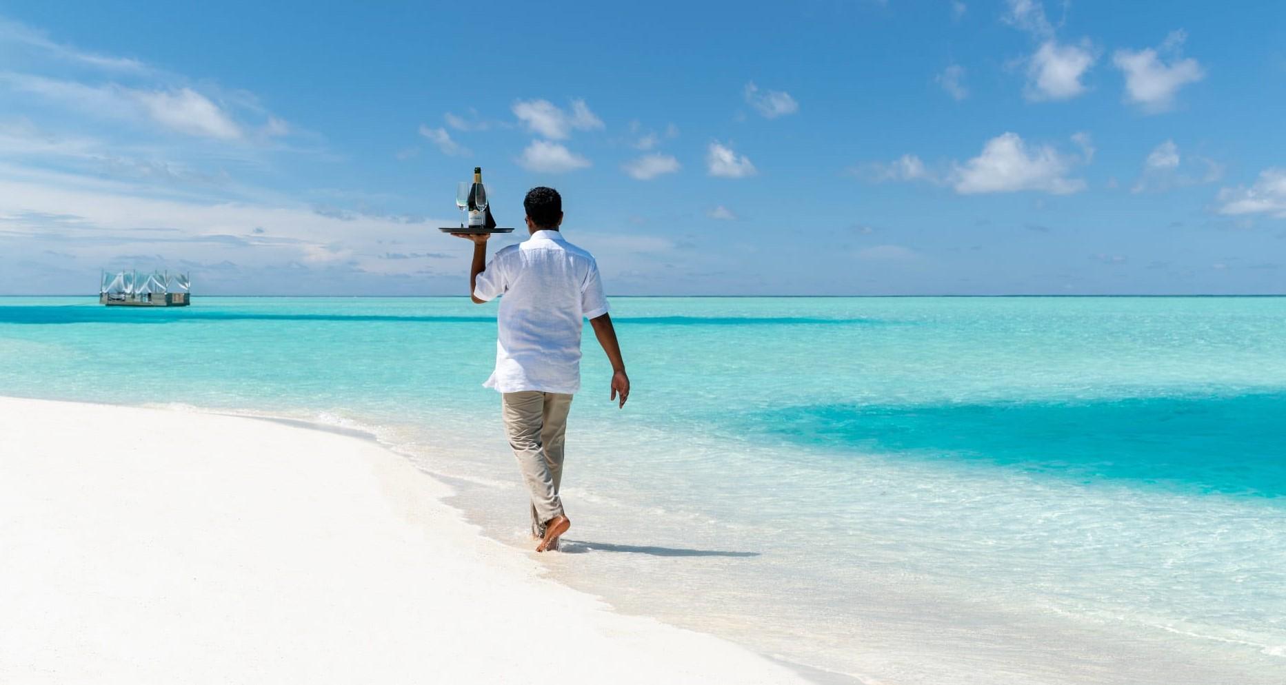 anantara dhigu beach