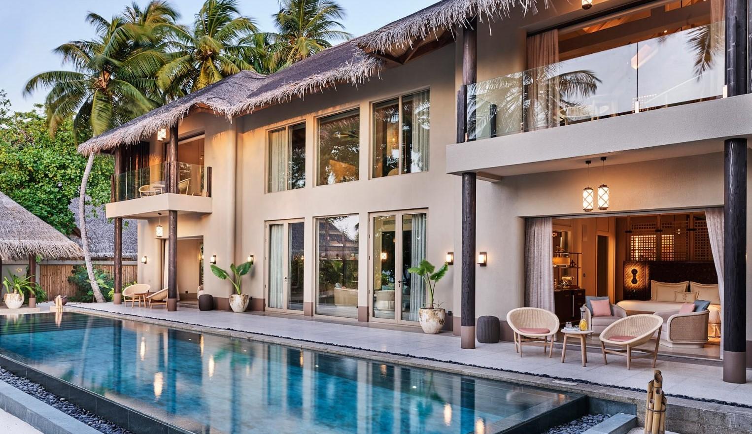 joali 4 bedroom beach residence