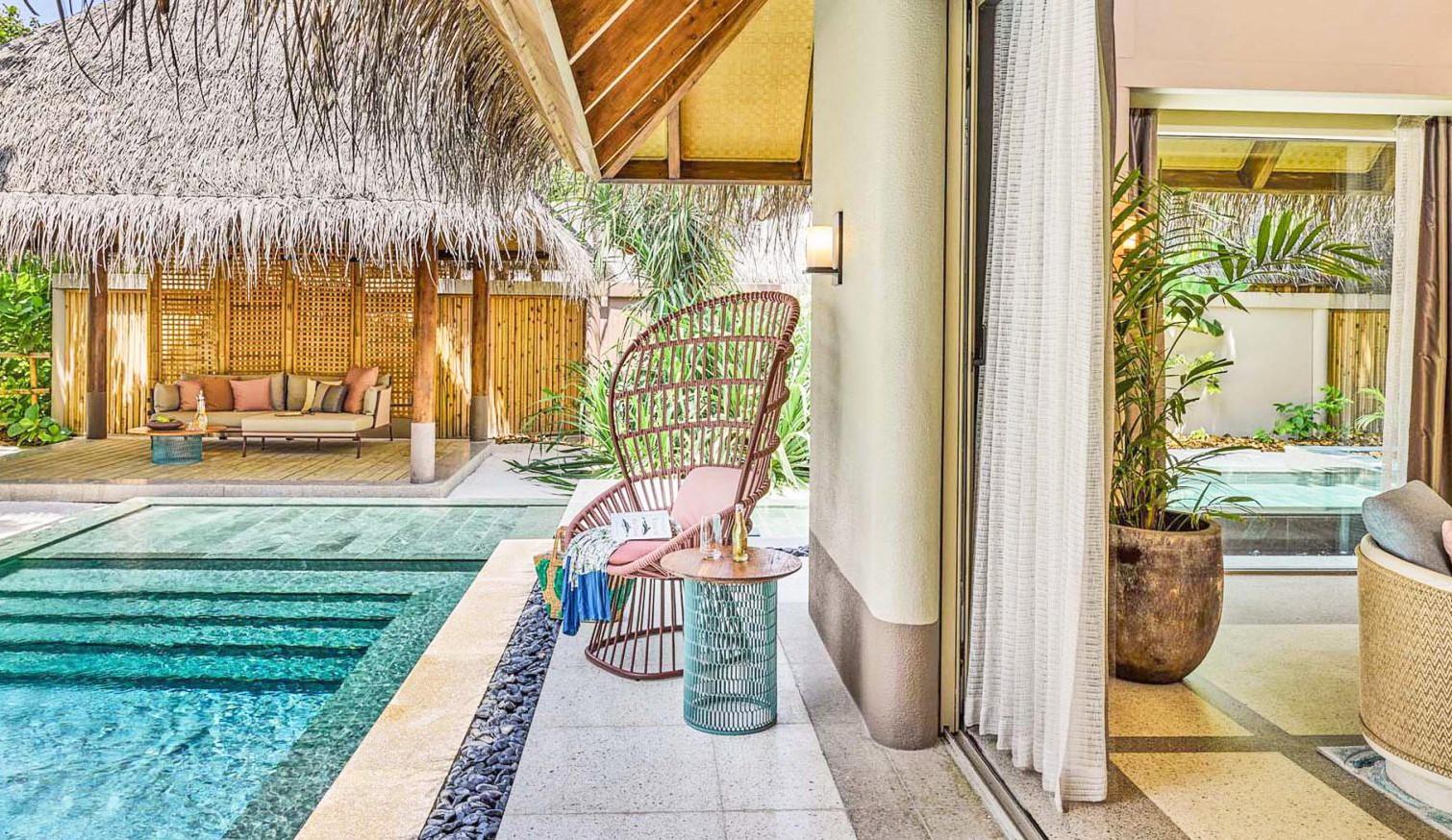 joali beach villa
