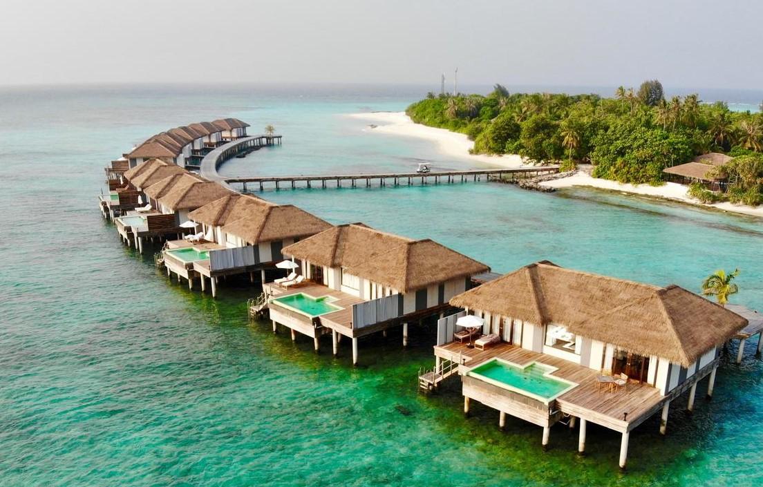 noku water villa