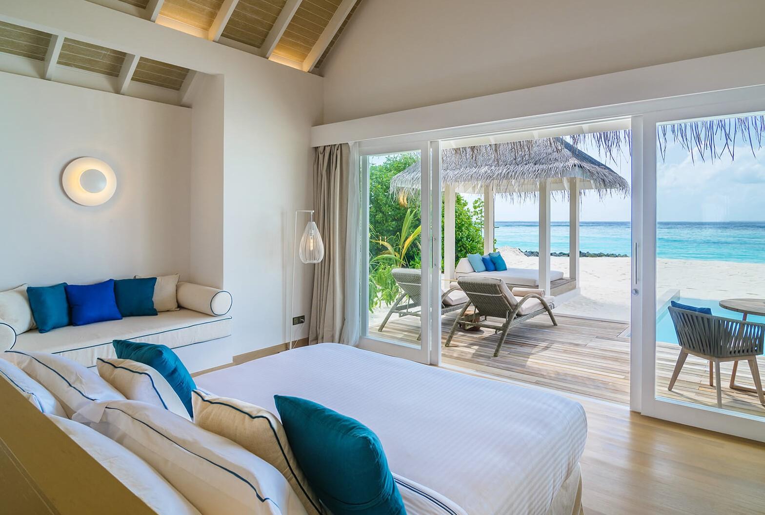 pool grand beach villa