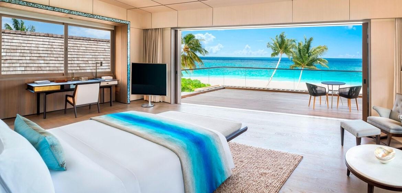 st regis maldives Caroline Astor Estate 3 bedroom villa