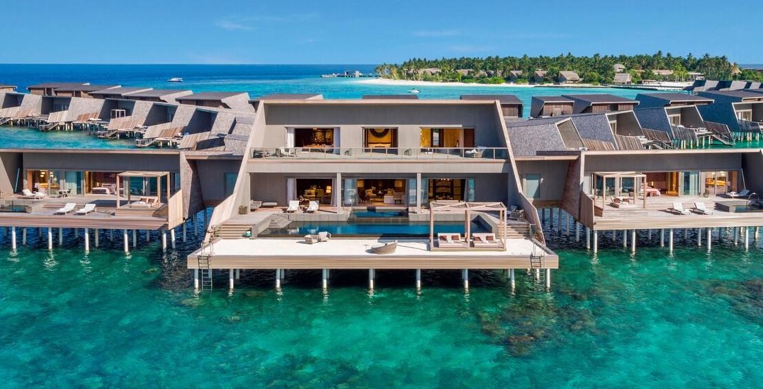 st regis maldives John Jacob Astor Estate