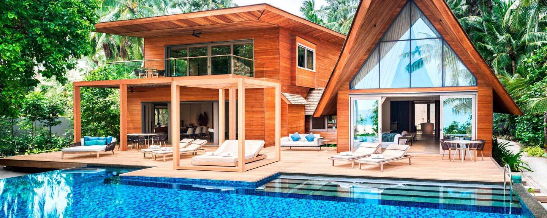 st regis maldives Knickerbocker 2 bedroom