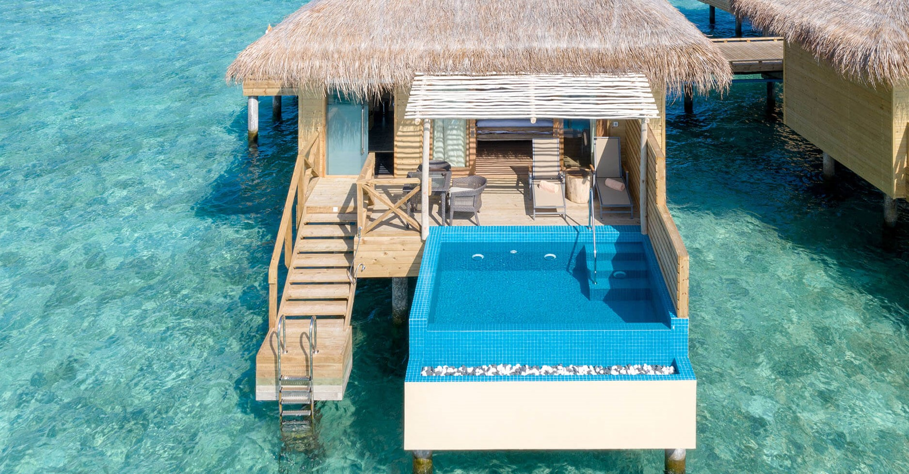 you and me dolphin villa with pool