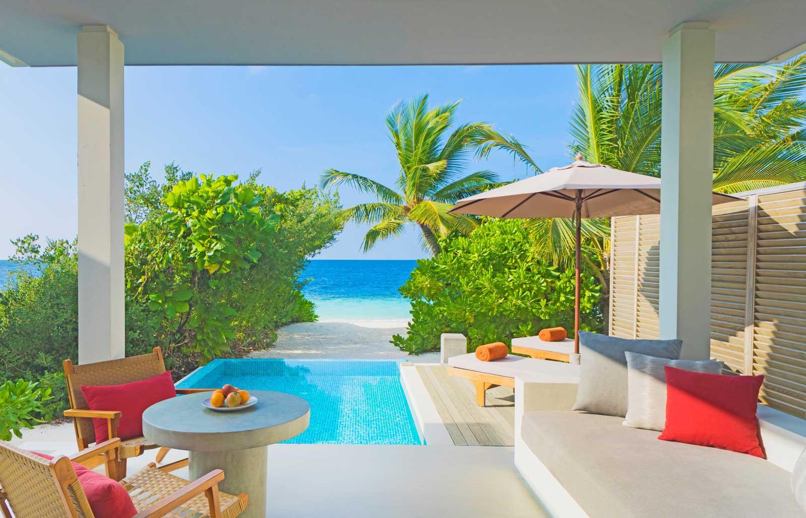 dhigali beach villa with pool 3